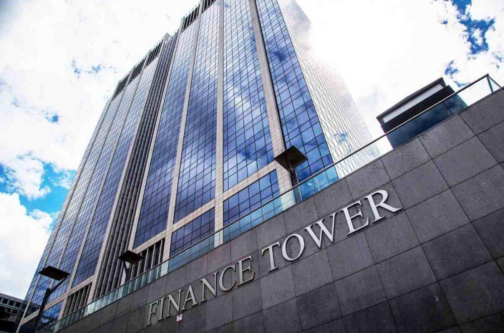 Finance Tower Brussels